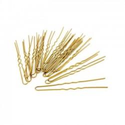 Wsuwki do włosów kokówki 20szt. 7,3cm  - 2073