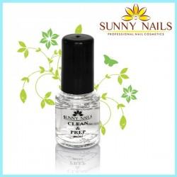 Clean and Prep odtłuszczacz hybryd 6ml Sunny Nails