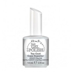 IBD JUST GEL Polish Top Coat 14 ml