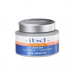 IBD Hard Gel Clear LED/UV 14g na naturalną płytkę