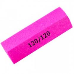 Blok polerski różowy diamentowy 120/120