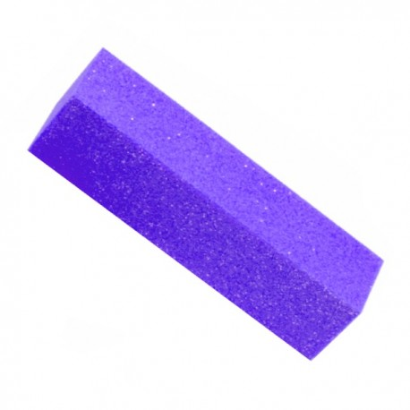 Blok polerski fioletowy pełny