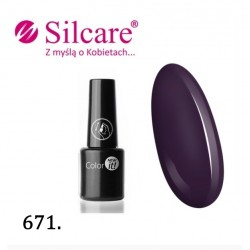 New Color IT Silcare  8ml - kolor 671