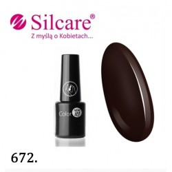 New Color IT Silcare  8ml - kolor 672