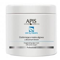 APIS Oxy O2 Terapis Dotleniająca Maska Algowa Z Aktywnym Tlenem, 250g