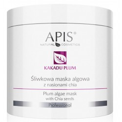APIS Kakadu Plum Śliwkowa Maska Algowa 250g