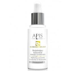 APIS Discolouration-Stop Rozjaśniający Koncentrat Redukujący Przebarwienia, 30ml