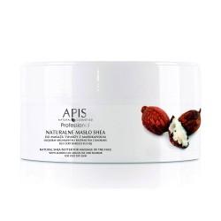 APIS Naturalne masło shea z marokańskim olejkiem arganowym i z baobabu 100G