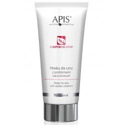 APIS Couperose-Stop Maska Dla Cery Z Problemami Naczynkowymi 200ml