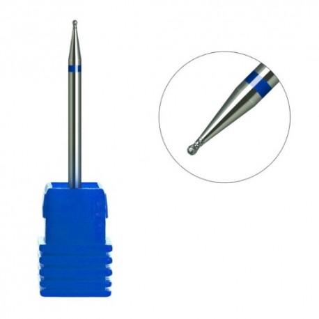 Frez diamentowy kulka - 1,1mm