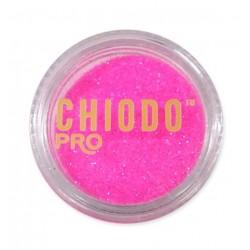 CHIODO PRO SOFT  Efekt Iskrzących się  Drobinek Pink 2g