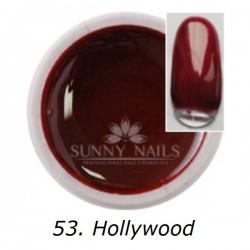 Żel kolorowy (53) Sunny Nails