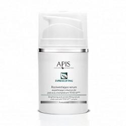 APIS Express Lifting Rozświetlające serum wypełniające zmarszczki pod oczy z kompleksem TENS'UP TM 50ml