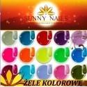 Żele kolorowe Sunny Nails