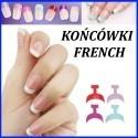 Tipsy mini końcówki french
