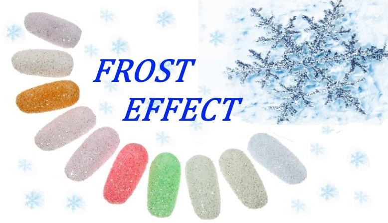 Frost Effect - Efekt szronu